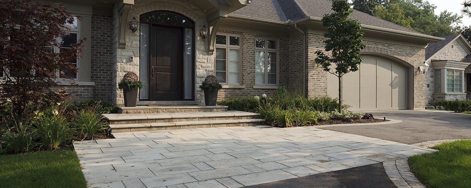 Botticino-Tumbled Marble™ Structural Flagstone™