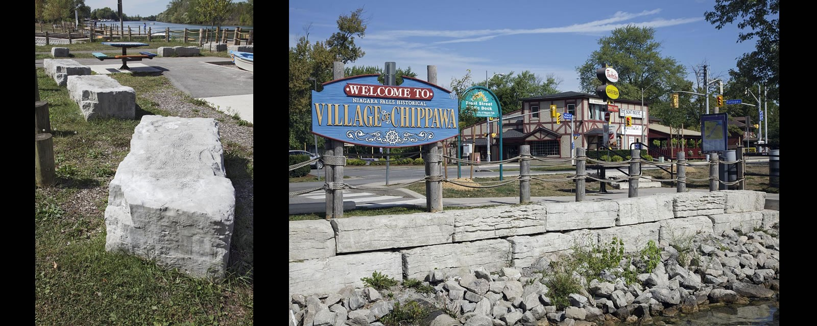 Niagara Falls Historical - Village of Chippawa