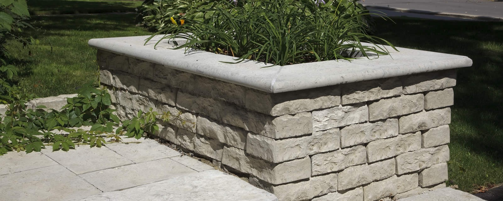 Georgian Bay-Flagstone® Wall Stone