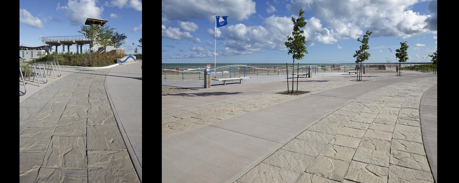 Grand Bend Beach Enhancement