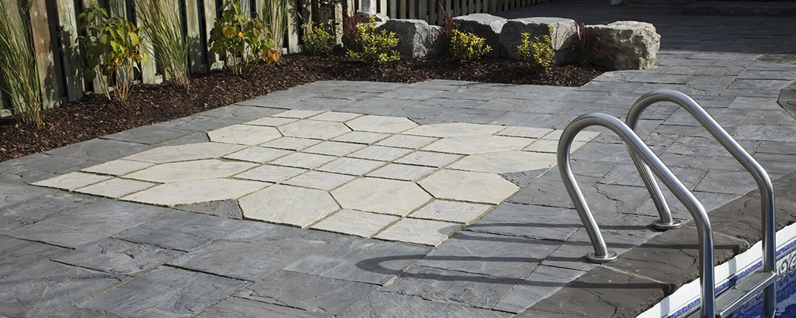 Georgian Bay-Flagstone® Mosaic Kit