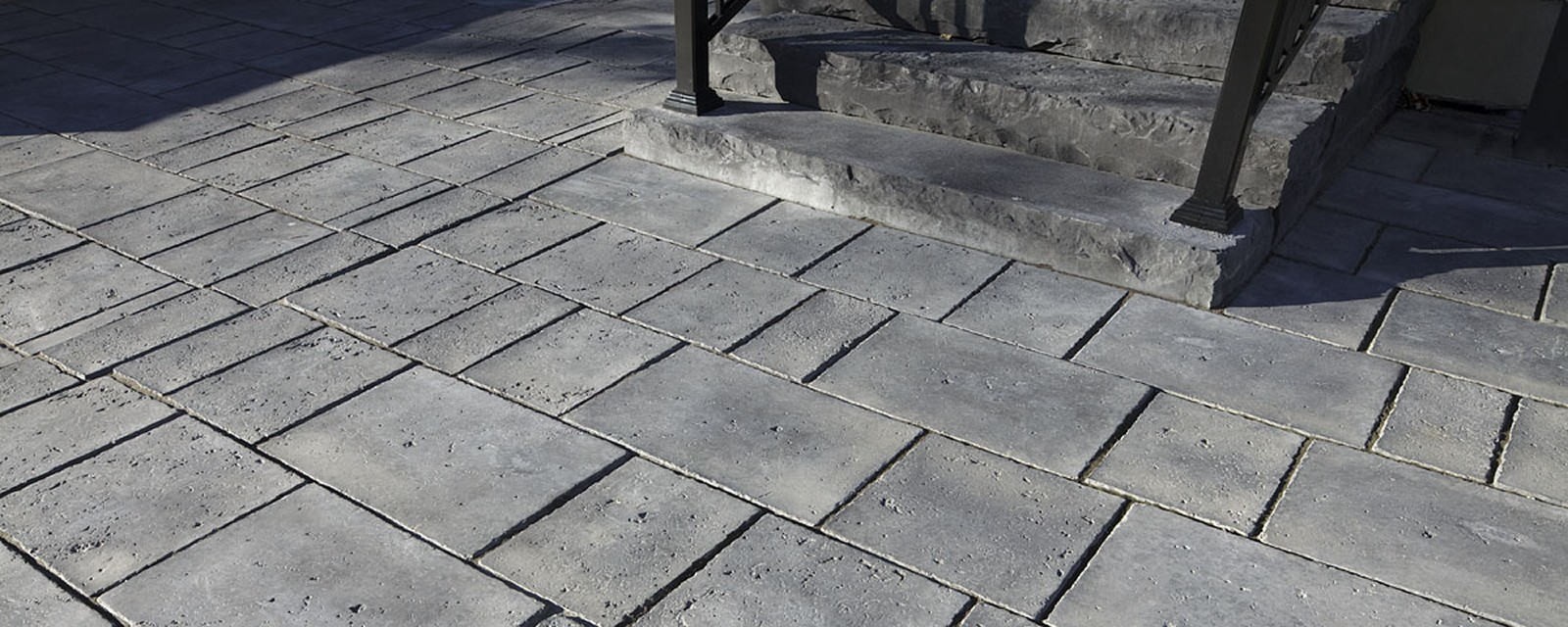Botticino Tumbled-Marble™ Structural Flagstone™